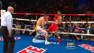 Amir Khan vs. Marcos Maidana: Highlights (HBO Boxing)