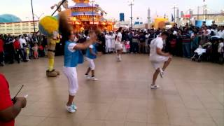 India Wale Song in Global Village