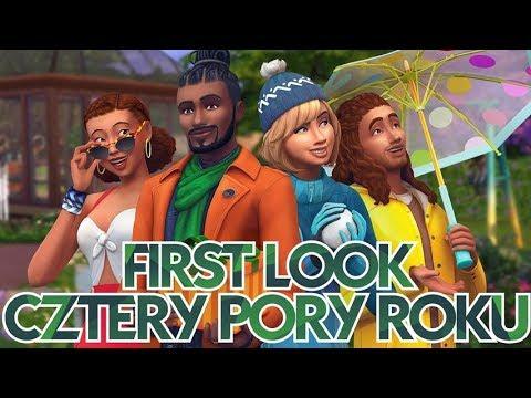 Xxx Mp4 First Look I The Sims 4 CZTERY PORY ROKU Pioruny Zamiecie śnieżne Bara Bara W Liściach Wigilia 3gp Sex