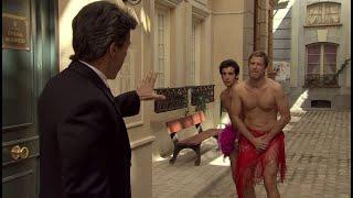 El desnudo de Marcelino e Ignacio para dar una lección a María