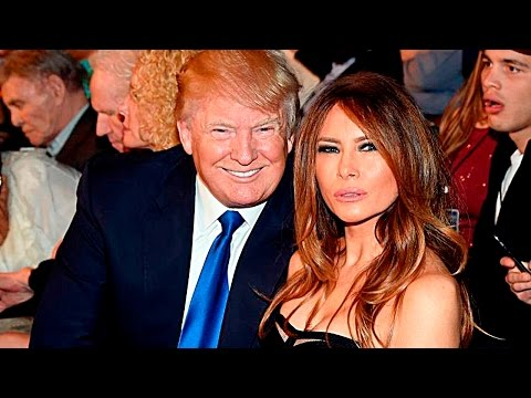 Donald Trump Has Never Fought With His Wife
