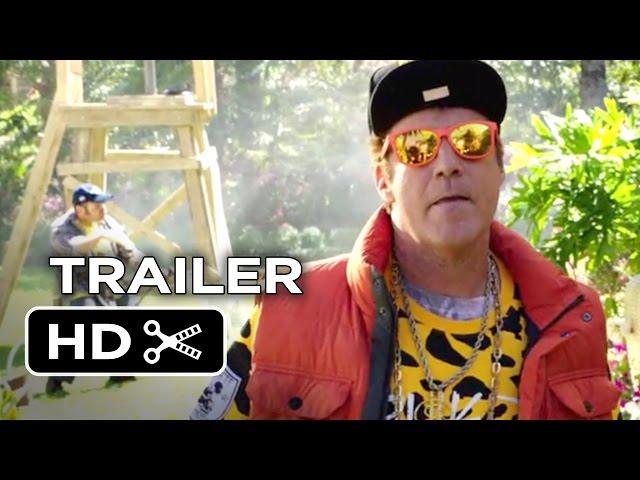 Get Hard Official Trailer #1 (2015) - Will Ferrell, Kevin Hart Movie HD