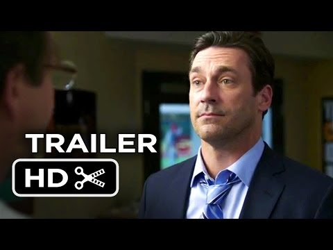 Million Dollar Arm Official Trailer 1 2014 Jon Hamm Baseball Movie HD