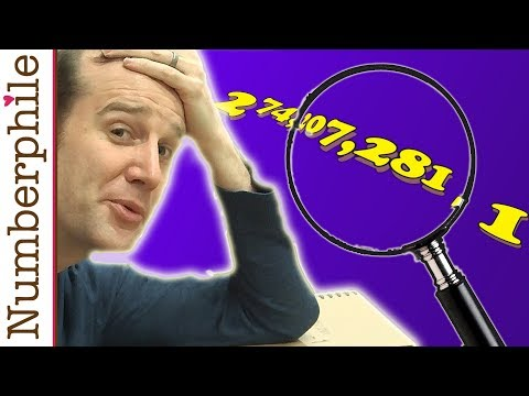 How they found the World s Biggest Prime Number Numberphile