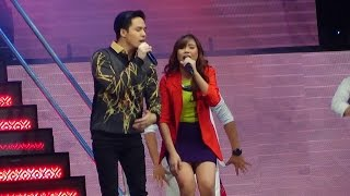 SAM CONCEPCION & MORISSETTE AMON - Dati (Live in Philippine Arena!)