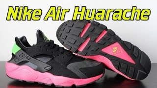 Nike Air Huarache Hyper Punch - Review + On Feet