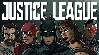 Justice League Comic-Con Footage Spoof - TOON SANDWICH