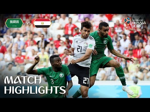 Xxx Mp4 Saudi Arabia V Egypt 2018 FIFA World Cup Russia™ Match 34 3gp Sex