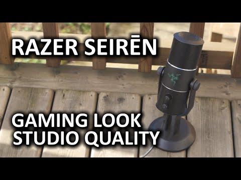 Xxx Mp4 Razer Seirēn Desktop Microphone Beautiful Design Great Performance At A Price 3gp Sex