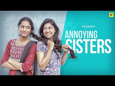 Annoying Sisters Girl Formula Chai Bisket