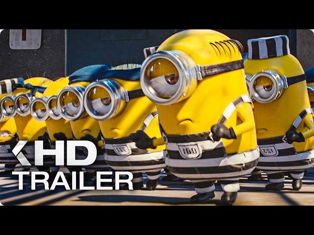 ICH - EINFACH UNVERBESSERLICH 3 Trailer 3 (2017)