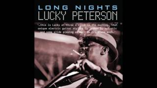 Lucky Peterson — Long Nights