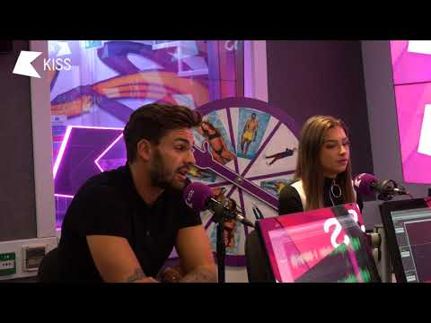 Xxx Mp4 Love Island S Adam And Zara Talk Sam And Georgia Quitting The Show ❌ KISS Breakfast 3gp Sex