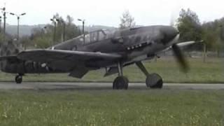Me 109 in Zwickau