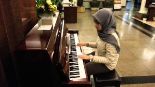Sandiwara cinta (piano)