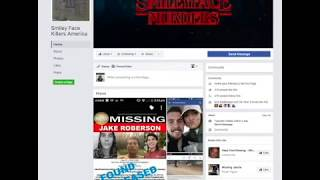 Jim Smith  Smiley Face Killers Update, May 19th, 2017