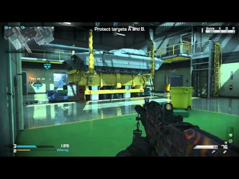 3k MLG Rank Gets WHIPED! (1/2) Map 1 Sovereign -