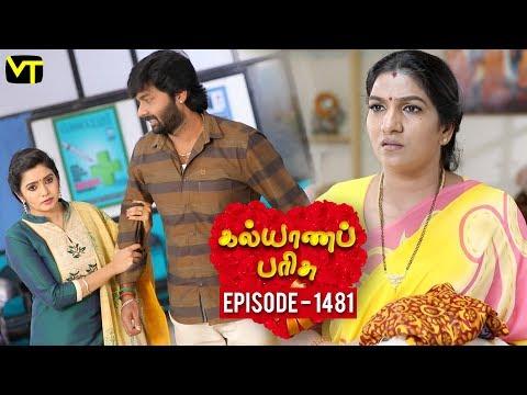 KalyanaParisu 2 - Tamil Serial | கல்யாணபரிசு | Episode 1481 | 12 January 2019 | Sun TV Serial