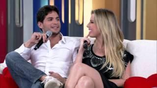 Melhores Momentos de Fernanda Keulla e André no Encontro Com Fatima 12/06/2013