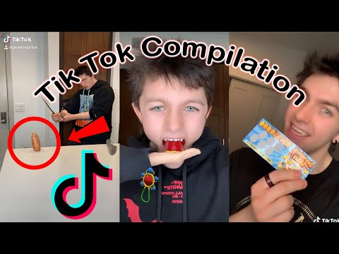 Tik Tok Compilation 5 Exotic Fruit Baby Jaden Popping candy Trends Pranks