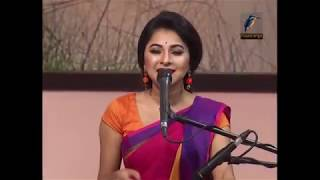 Akasher Oi Miti Miti Tarar Shathe by Liza | Adhunik Bangla Old Song | Bangla Song 2017