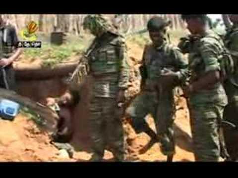 LTTE attacks muhamalai July 25, 08
