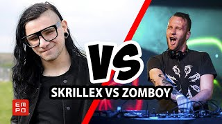 SKRILLEX VS ZOMBOY