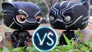Funko Pop Black Panther: Nuevo chase Vs Civil War