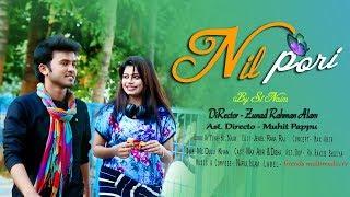 Bangla new song 2018 | Nil Pori | St. Naim | Max Abir | Disha  | Pohela boishak 2018 song