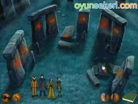 Gizemli Tiyatro 8 The Stone Circle 8 Oyunu Çözüm