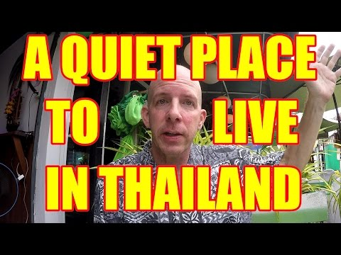A quiet place to live in Thailand V267