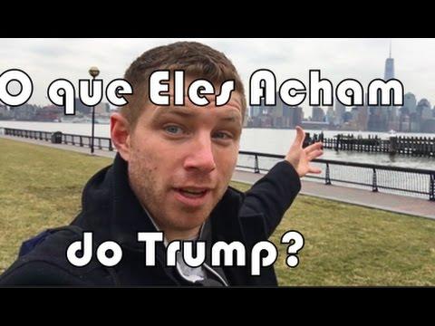 O que Eles Acham do Presidente
