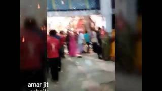sabaila bazar 2016 durgaa puja