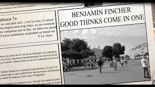 Benjamin Fincher - Good Thinks (non officiel)