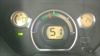 Peugeot iOn 2011 - Test d'autonomie #23 - Sourdeval/Hamelin/Vire (84,7 km)