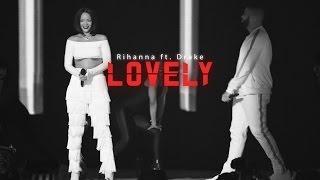 Rihanna feat. Drake Type Beat - Lovely (Prod. by Black Polar)