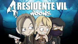Residente Vil 4 (Parodia de Resident Evil 4 Español) ENG SUBS | Woons
