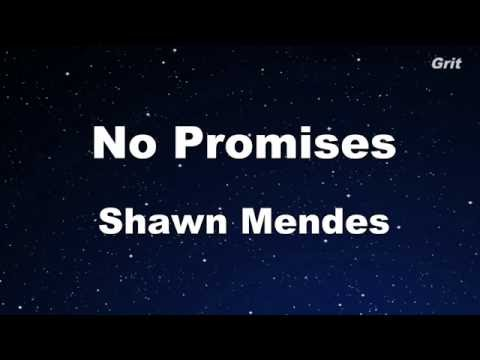 Xxx Mp4 No Promises Shawn Mendes Karaoke 【No Guide Melody】 Instrumental 3gp Sex
