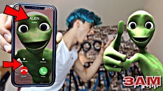 DO NOT LOOK FOR THE ALIEN DAME TU COSITA AT 3AM!! *OMG I ACTUALLY FOUND HIM*