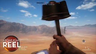 Highlight Reel #242 - Battlefield 1 Player Makes A Damn Fine Toss