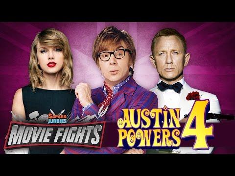 Pitch Austin Powers 4 MOVIE FIGHTS