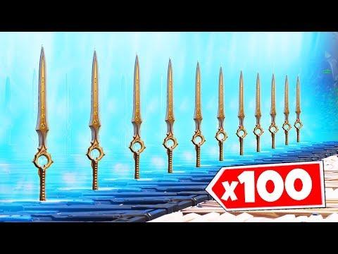 SPAWNING 100 SWORDS