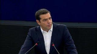 Alexis Tsipras: Harsche Kritik an der EU