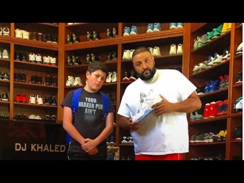 16 Year Old Makes A Fortune Selling Sneakers To Celebrities