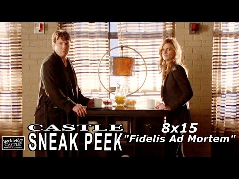 "Xxx Mp4 Castle 8x15 Sneak Peek 2 Castle Season 8 Episode 15 ""Fidelis Ad Mortem"" 3gp Sex"