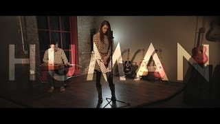 Christina Perri - Human - cover by Maddie Wilson and Eric Thayne