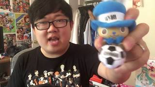 Unboxing Anime and Japanese Goods (NihonBox October 2017)