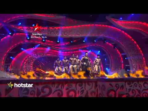 Mouni Roy performs at Anmol Hai Tu - Nayi Soch Ko Salaam