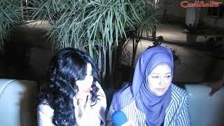 عفاف شعيب مروة اللبنانية مزة وانا هطلع أمثل ايه معاها