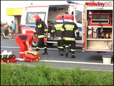 Wypadek w Lutoryżu